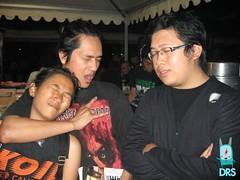 Boit OMU, Otong Koil, Eric DRS