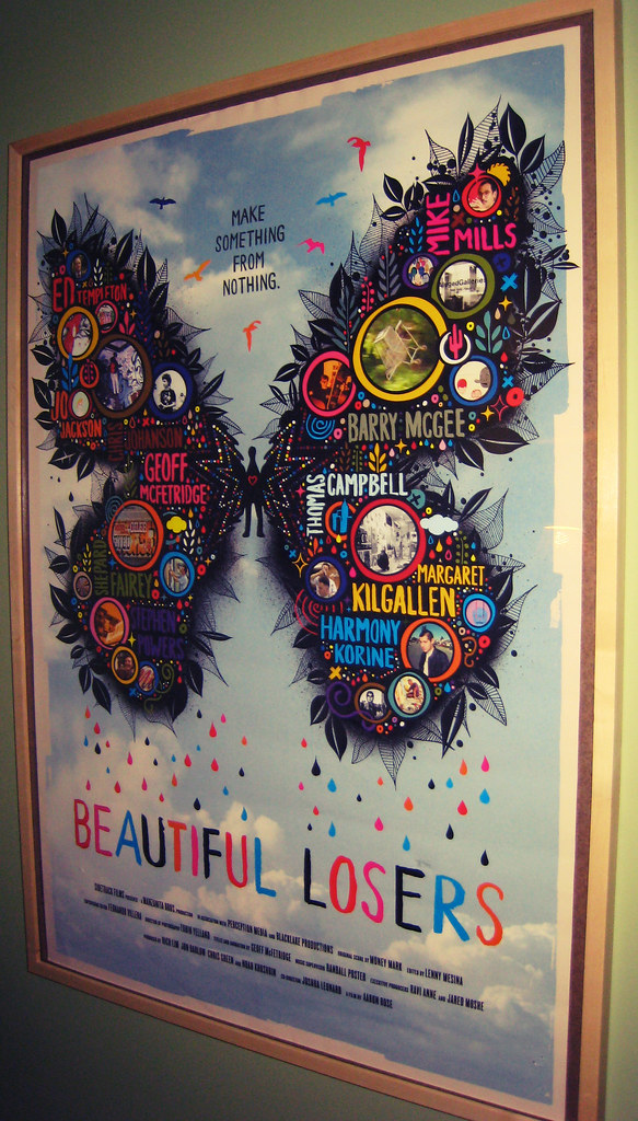 Beautiful Losers Poster