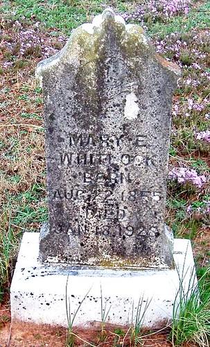 Mary Whitlock