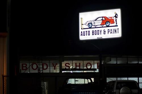 Body Shop in Stayton Oregon