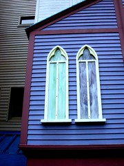 churchy facade (msdonnalee) Tags: seattle blue church window architecture catchycolors ventana fenster  finestra janela  venster   mywinners    donnacleveland photosbydonnacleveland