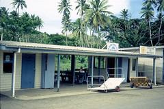 the airport on tavuni (dillisquid) Tags: fiji 1998 worldtrip dillisquid