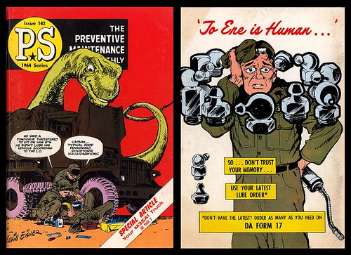 Preventive Maintenance Monthly Issue 142, 1964 (Will Eisner)