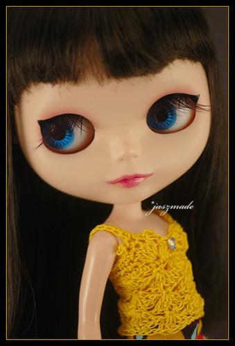 Miss Winter models *jaszmade by *jaszmade.