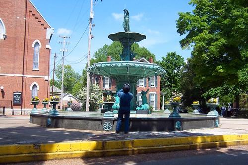 Broadway Fountain