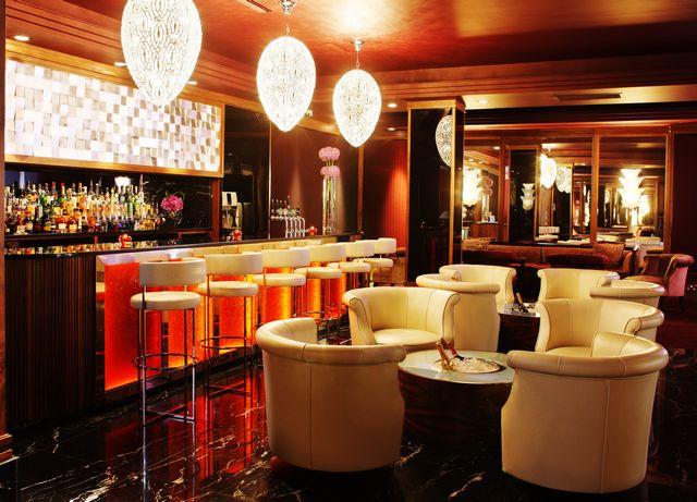 Marble Bar Design and Decoration
