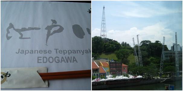 Edogawa Placemat & G-Max Reverse Bungy