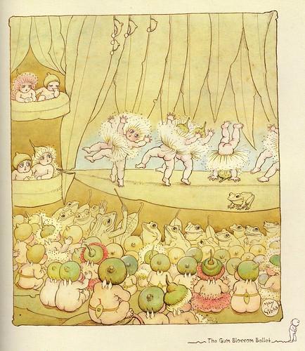 The Gum Blossom Ballet