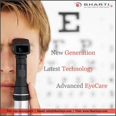 We use latest technology to provide you an advanced eyecare facility..!! (bhartieye) Tags: bharti eye eyecare delhi services refractive retina phacoemulsification phacocataract phacoemulisification ophthalmology oculoplasty hospital foundation glucoma glaucoma