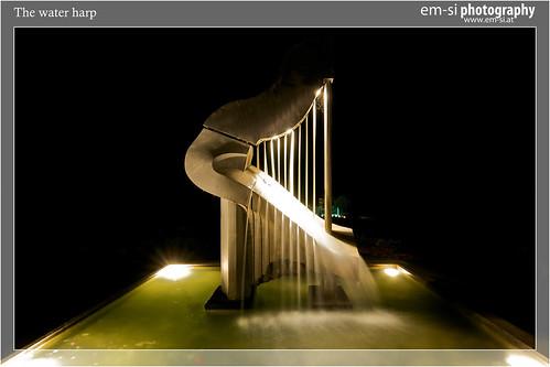 The water harp