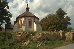 Church of St. John the Baptist (jandudas) Tags: nikon europe czech d70 central eu tschechien bohemia checa tsjechi ceca esko tchquie