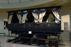 Passenger Car (kitchener.lord) Tags: vienna travel museum austria rail 2010 steampunk dieselpunk