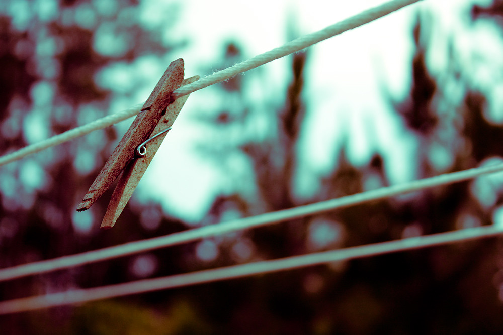 Cross Process 9/30:  Clothesline
