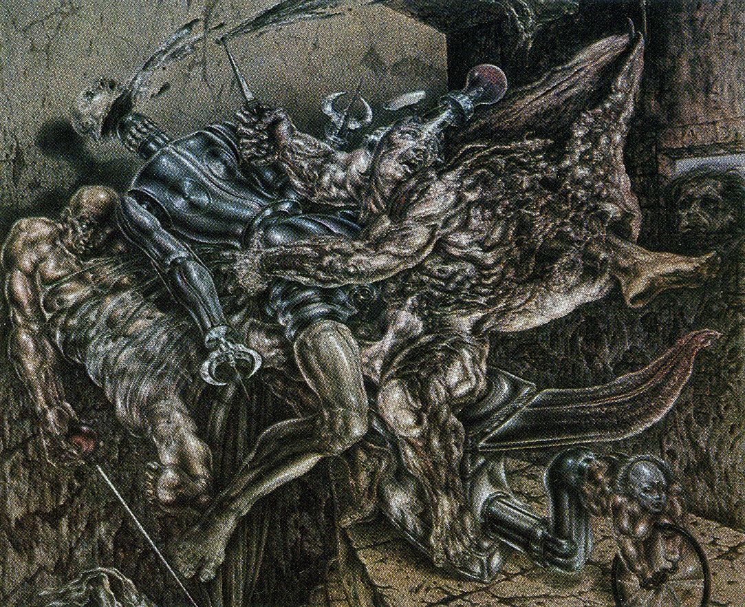 Chyanne Jacobs Monster von Hahn