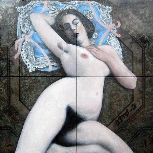 Oleg Timchenko: Russian nude, originally uploaded by grijsz.