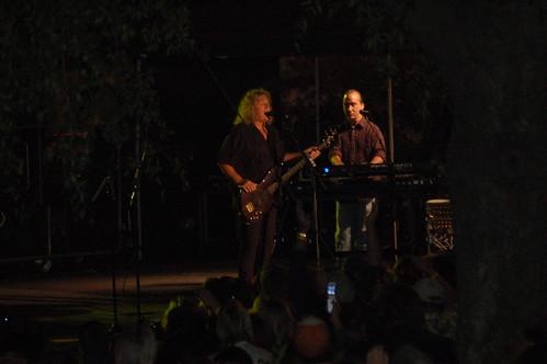 Kansas on stage