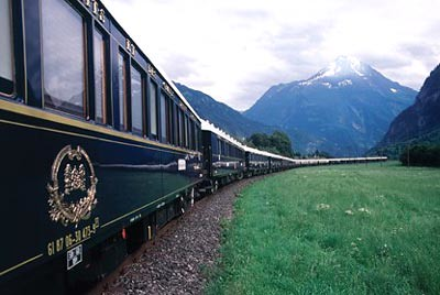 Sweet Escape: The Orient Express