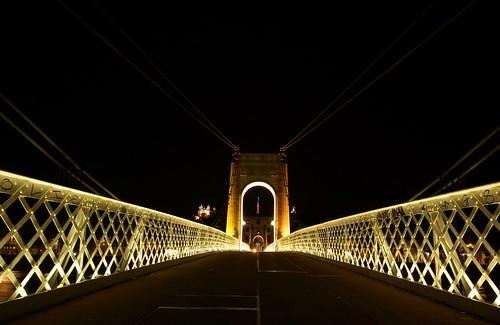 Pont, lieu tragique (Chateaubriand)