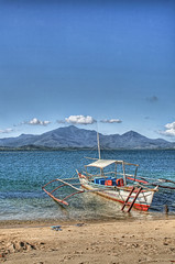 GeTaWaY (bsmith4815) Tags: ocean sea mountains beach island boat southeastasia philippines pi filipino tropics banca palawan