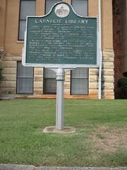Carnegie Library - Guthrie, OK