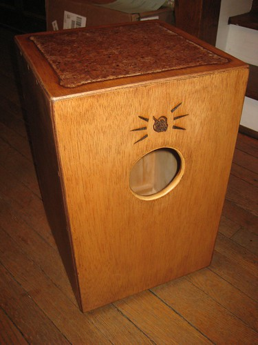 Cajon Custom Wooden Drum