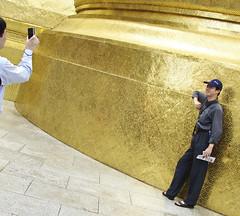 Me and my stupa