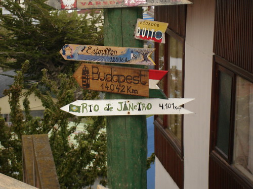 Mirador Punta Arenas