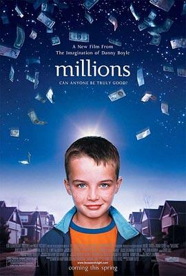 Millions (2005) Big Poster