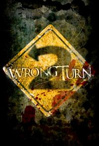 wrong turn 2 poster