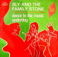 Sly & The Family Stone - Dance To The Music (1968)