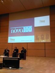 Nòva100 Party: Ferruccio De Bortoli, Luca De Biase, Bruce Sterling