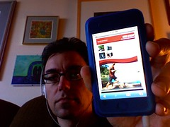 iPod Touch - complex PDF from the Web