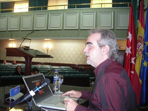 Jordi Adell en Uni-Blogs