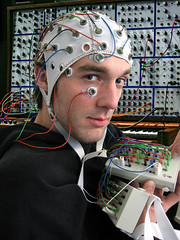 thought synthesizer (krischall) Tags: analog experiment brain modular emu eeg synthesizer psychologie hirn uds neurologie universittdessaarlandes hirnspray neuropsychologie