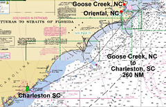 Goose Creek-Oriental-Charleston