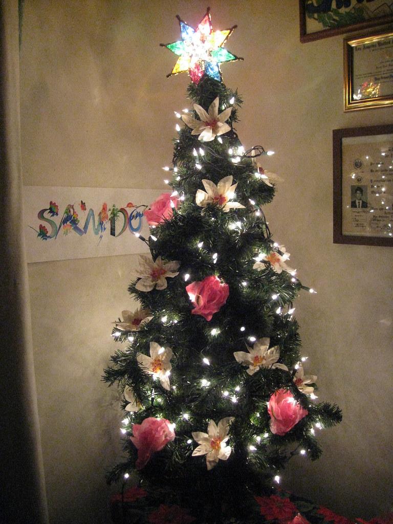 tree 2007, my kids tree decoration idea