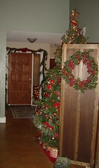 tree/wreath/garland