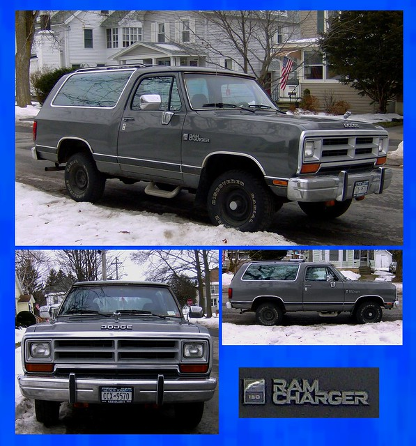 dodge ramcharger dodgeramcharger allanloos 1990ramcharger