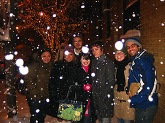Group photo Alison birthday