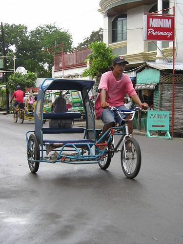 Cargo Bike, Philippines style - BikeCommuters com