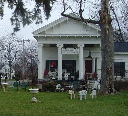 Fayetteville Antique Store