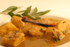 Chammagadda Pulusu (arbi in tamarind sauce) (VahChef @ http://www.vahrehvah.com/) Tags: food cooking by recipe dish indian curry andhra sanjay punjabi biryani nonveg vegeteraian pakisatni thumma vahchef httpwwwvahrehvahcom vahrehvah hyderababdi