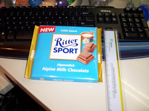 Xtremely Large Ritter Sport