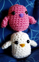Birds from Kooky Crochet