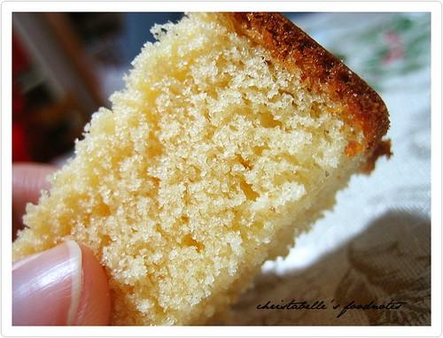 林氏滋養蜂蜜蛋糕仔細看