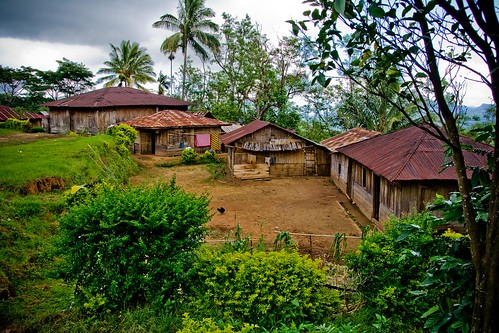 Arus village