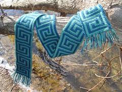 meander scarf 2