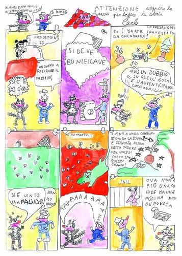 Krazy Kat tribute by Italian schoolchildren - page 10