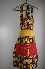 Sew Bettie Apron front