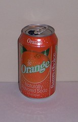 Sam's Choice Orange (The Upstairs Room) Tags: orange soft drink beverage can pop soda choice sams
